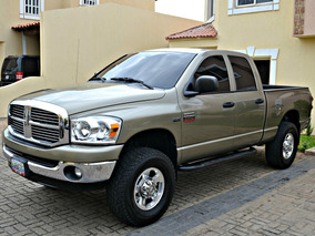 Dodge Ram 2008 2500hd Big Horn 4x4