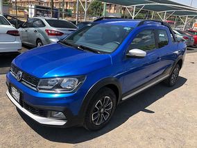 Volkswagen Saveiro 1.6 Doble Cabina Cross Mt