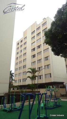 Imagem 1 de 30 de Apartamento Para Venda, 2 Dormitórios, Vila São Francisco (zona Oeste) - São Paulo - 19279