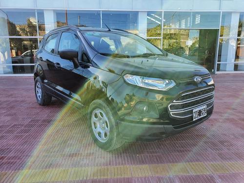 Ford Ecosport 2.0 Se 5p Negro 2014 105.000 Km Roas