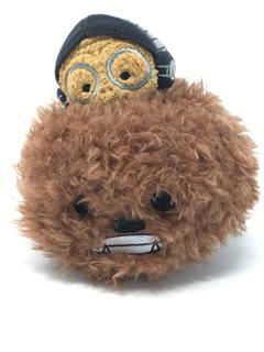 Tsum Tsum Star Wars: Chewbacca Y Maz Kanata - Ed. Limitada