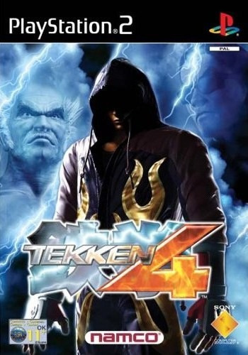 Tekken Volume 4 - Playstation 2