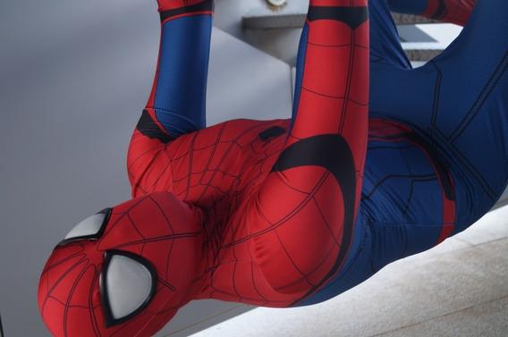 Traje Spiderman Homecoming Talla M 1.70 - 1.78