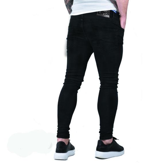 Pantalón Slim Fit Lims Strech