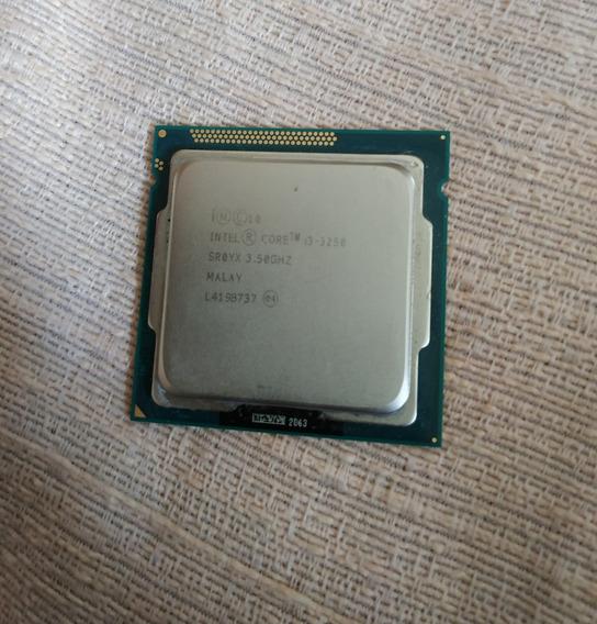 Processador Intel Core I3 3250, Cache 3m - 3.5ghz Lga 1155