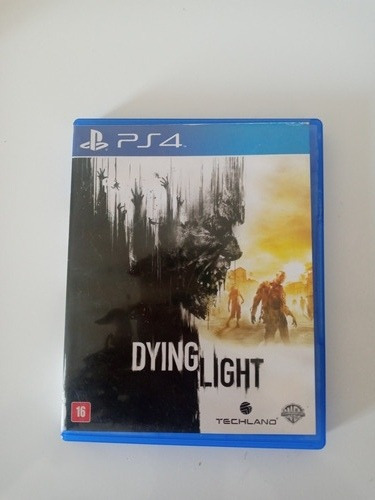 Dying Light Ps4 - Mídia Física
