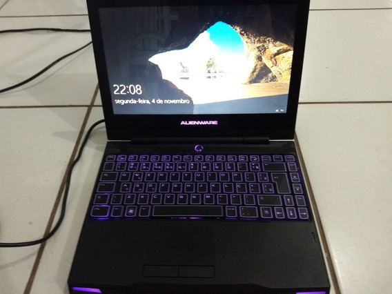 Alienwere M11x R3 Notebook Gamer