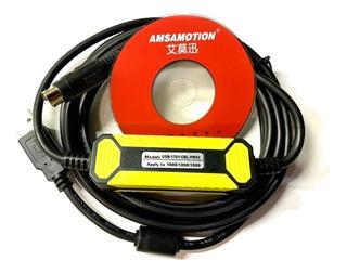 Cable Usb 1761-cbl-pm02 Para Plc Micrologix De Allen Bradley