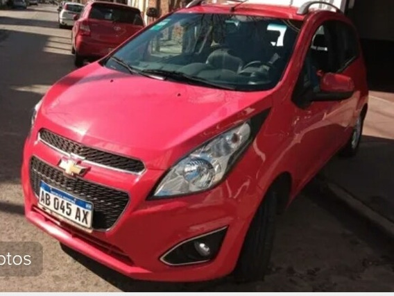 Chevrolet Spark 1.2 Lt 2017