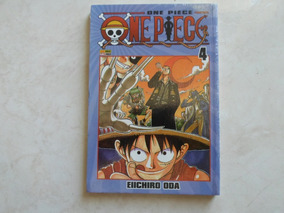 One Piece Vol. 4 Panini Lacrado