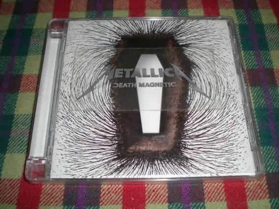 Metallica / Death Magnetic - Nuevo Cerrado H8