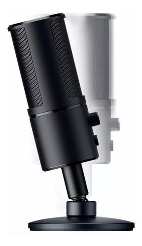 Microfono Streamer Gamer Razer Seiren X Usb Twitch Youtube