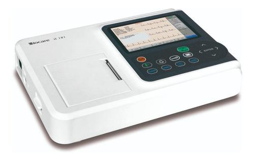 Electrocardiografo Biocare Ie101 1 Canal 12 Derivaciones