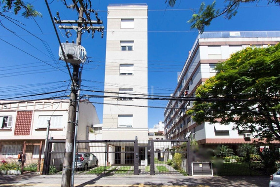Apartamento Em Menino Deus Com 1 Dormitório - Lu429914