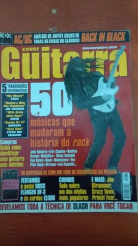 Revista Cover Guitarra 98