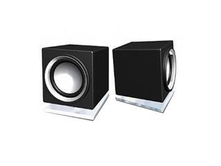 Parlantes Cx Black Usb 2.0 Digital Cx096-03482