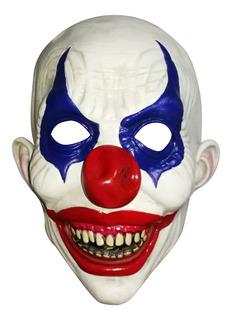 Ser Máscara La Purga Payaso Completa Halloween Disfraz