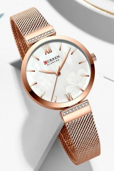 Promoção - Relógio Feminino - Curren 9067