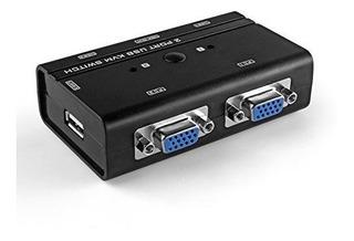 Tnp Usb 20 Kvm Interruptor Selector Manual Adaptador De Caja