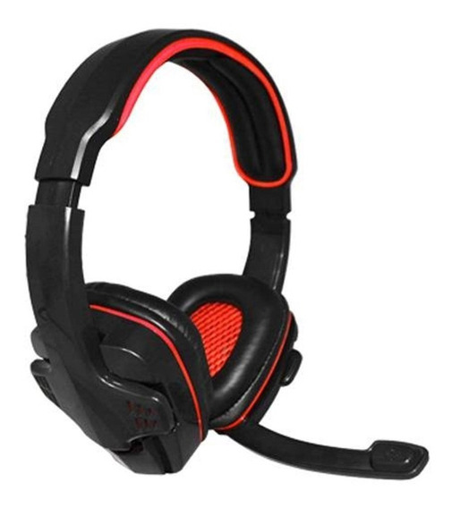 Fone De Ouvido Headset Gamer Knup Kp-357 Usb Pc Ps3 Ps4