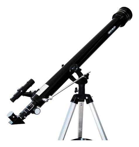 Imagem 1 de 5 de Telescópio Azimutal 900mm E Objetiva 60mm Greika Tele-90060
