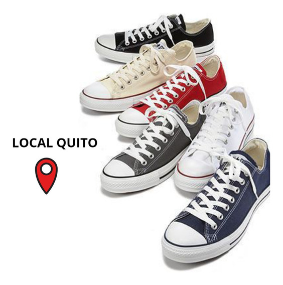 Zapatos Zapatillas Converse All Star Original.gratis Cordon
