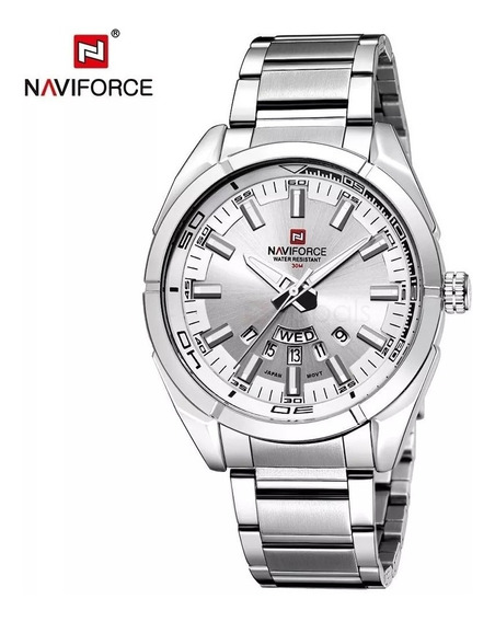 Relógio Masculino Quartzo Naviforce Nf9038m