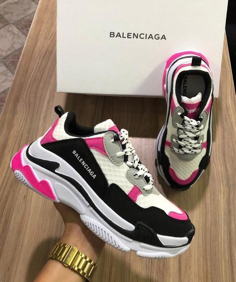 Tenis Masculino & Feminino Balenciaga Triple-s 2019 Promoção