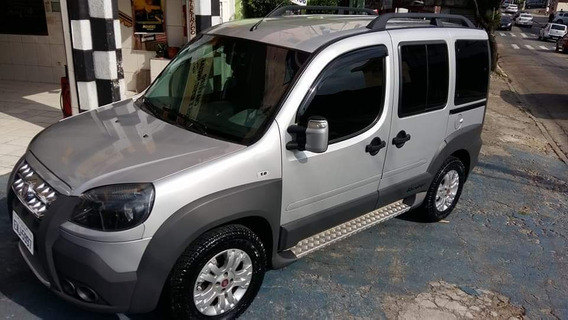 Fiat Doblo 1.8 16v Adventure Flex 5p 2012