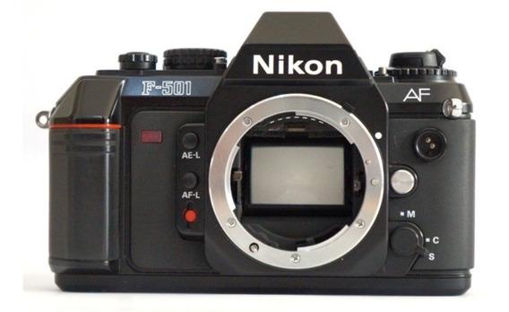 Câmera Analógica Nikon F-501