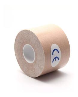 Kinesio Tape Fita Bandagem Elástica Adesiva Premium 5 Metros