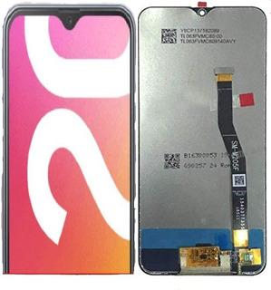 Tela Touch Screen Frontal Samsung M-20 /2019 + Kit Ferramen.