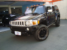 Gmc Hummer H3 2009 3.7 Turbo Top De Linha