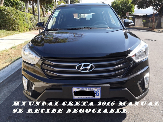 Hyundai Creta Manual 2017