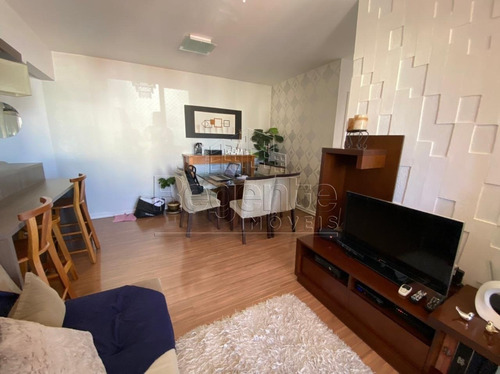 Apartamento A Venda No Bairro Balneario Em Florianopolis - V-77419