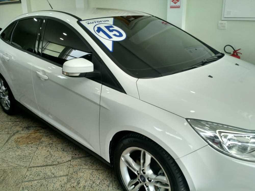 Ford Focus 2.0 Power Shiftt 2015 Completo