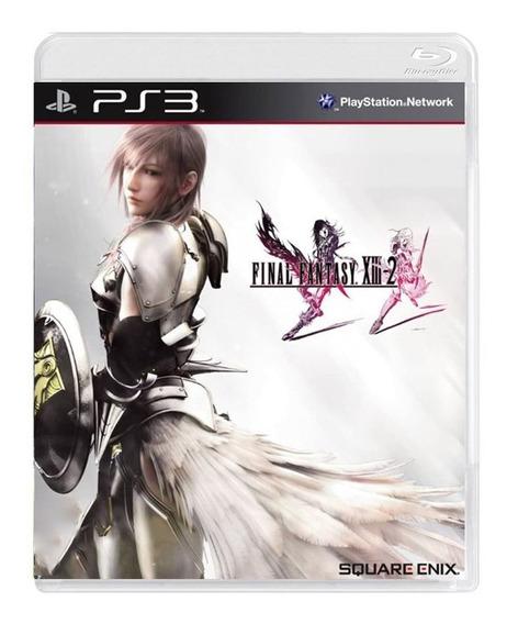 Jogo Final Fantasy Xiii 2 - Ps3 - Original