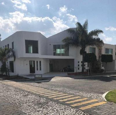 Casa En Renta En Lomas De Angelópolis I / San Andrés Cholula (puebla).