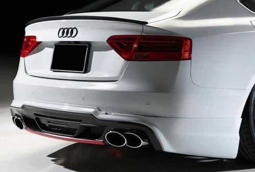 Aerofolio Audi A5 S5 Rs5 B8 Spoiler Porta Malas