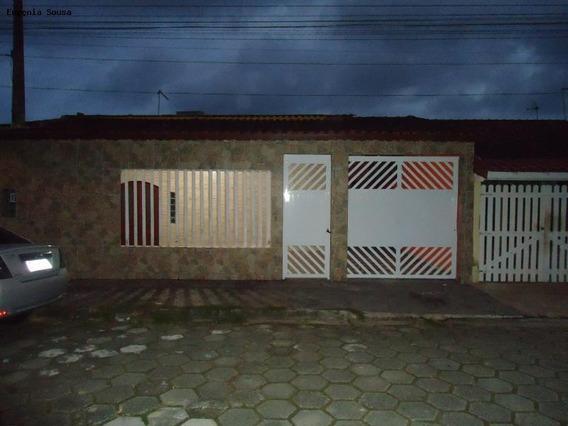 Casa Para Locação Em Itanhaém, Nossa Senhora Do Sion, 3 Dormitórios, 3 Suítes, 4 Banheiros, 2 Vagas - Loc11