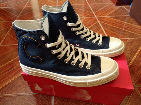 Converse 41 Azul No adidas Nike Timberland Cat Vans