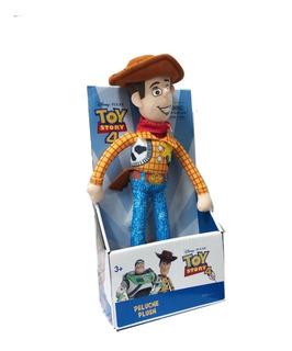 Woody Muñeco Peluche 25cm Toy Story 4 Original Wabro