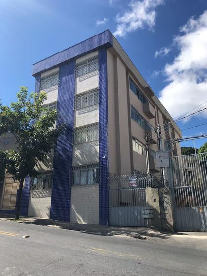Apartamento 2 Quartos Salgado Filho, Ônibus E Escola Próximos - 4833