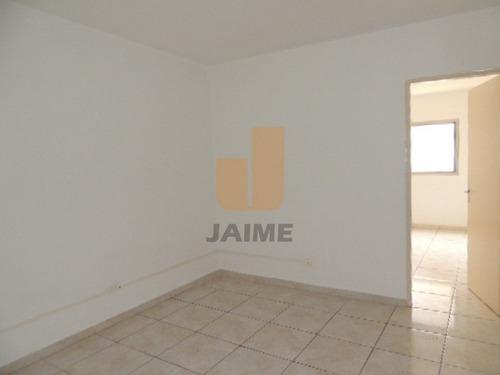 Apartamento Para Locação No Bairro Higienópolis Em São Paulo - Cod: Ja3169 - Ja3169