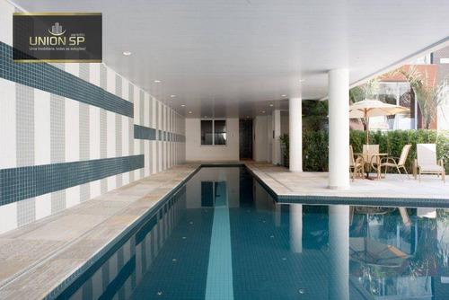 Imagem 1 de 9 de Studio Com 1 Dormitório À Venda, 45 M² Por R$ 709.000,00 - Vila Mariana - São Paulo/sp - St0877