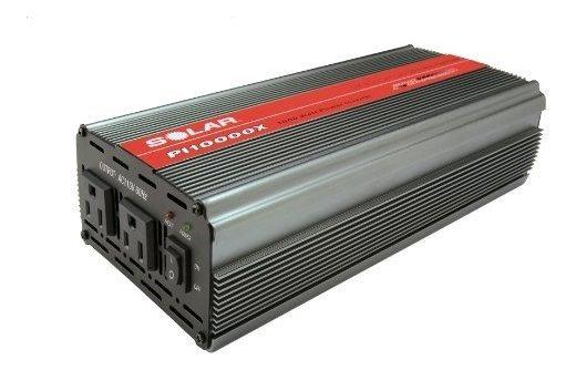 Solar Pi10000x 1000w Doble Toma De Corriente Inversor
