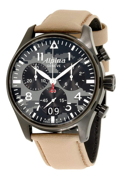 Relógio Alpina Startimer Al-372bgmly
