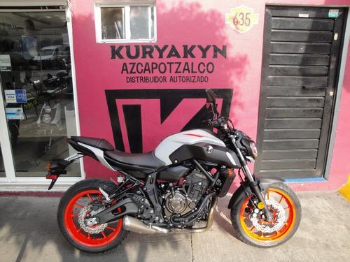 Yamaha Mt 07 Oportunidad Recibo Moto Tarjeta A Meses Aprovec