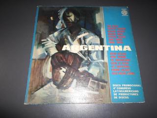 Argentina - Chalchaleros Jorge Cafrune Ramona Galarza * Lp