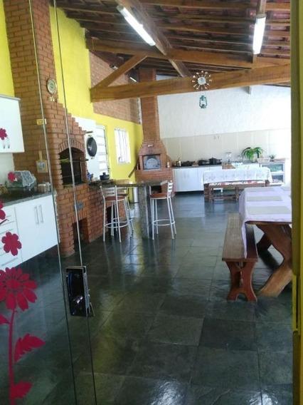 Casa Com 6 Dormitórios À Venda, 596 M² Por R$ 1.200.000 - Lagoa Grande - Embu-guaçu/sp - Ca0247